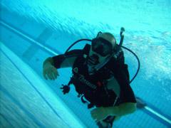 Tauchaktivit ten und tauchtouren franks dive center for Schwimmbad mulheim an der ruhr
