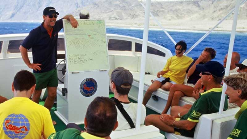 PADI IDC - Instructor Development Course