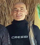 Holger - PADI Freediver Instructor